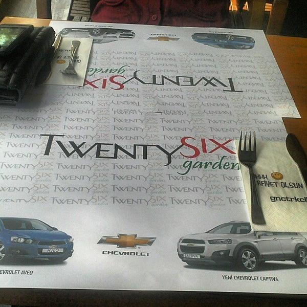 10/24/2012에 Ozan T.님이 Twentysix Trend에서 찍은 사진