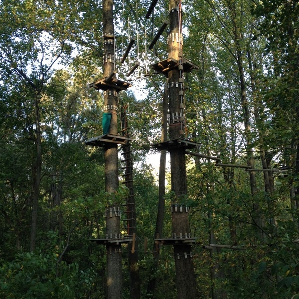 Adventure Park At Harpers Ferry 4 Tips