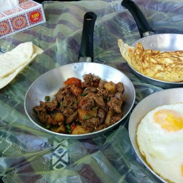 Foto tomada en Emmawash Traditional Restaurant | مطعم اموش por Aqeel A. el 12/27/2013