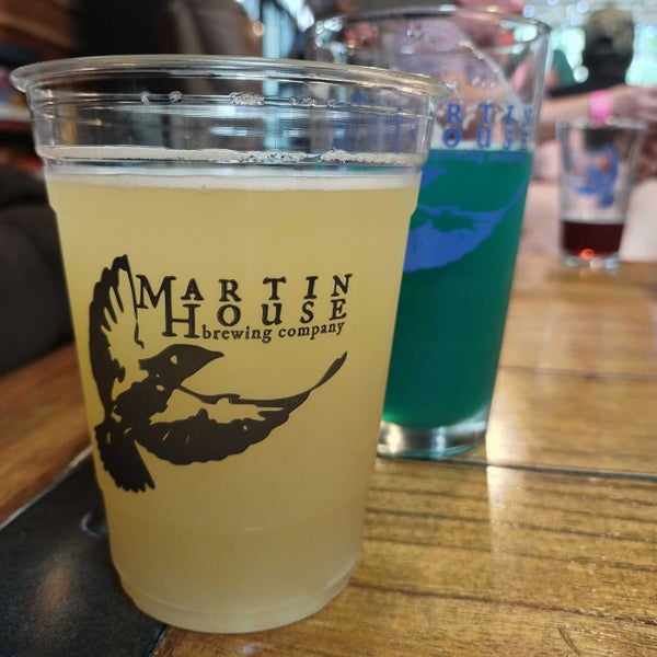 Photo taken at Martin House Brewing Company by Aaron M. on 8/28/2021