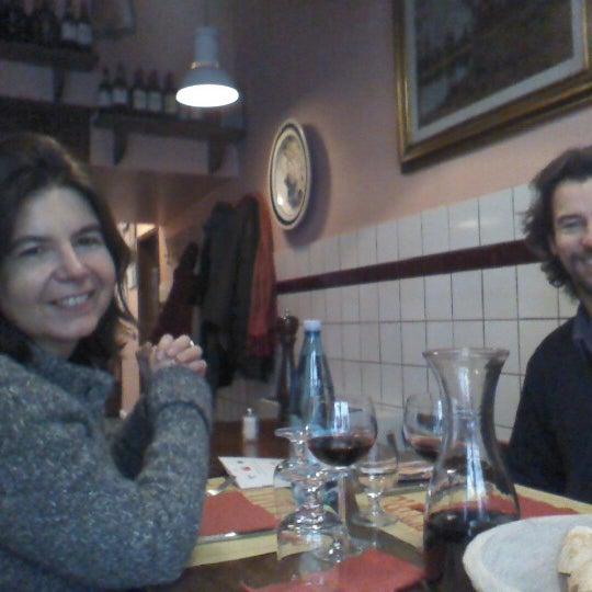 Foto tomada en Trattoria Pallottino por Marco S. el 12/7/2012