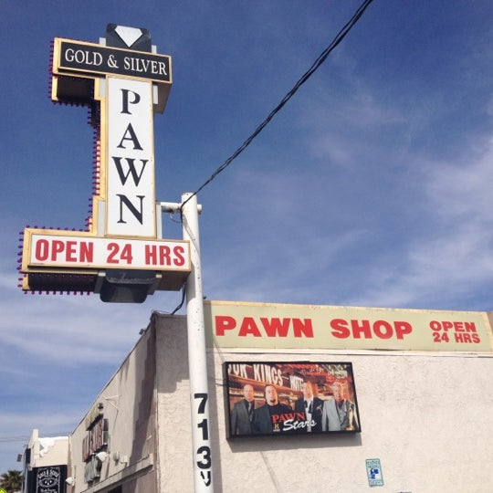 Pawn Shop Jewelry Las Vegas