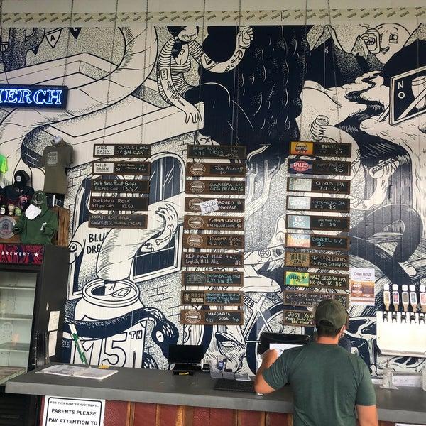 9/11/2020 tarihinde Ross S.ziyaretçi tarafından Oskar Blues Brewery'de çekilen fotoğraf