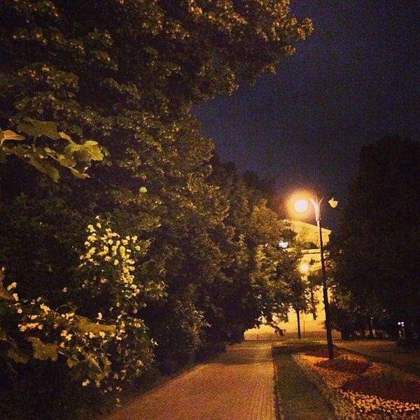 Снимок сделан в Дворец на Яузе пользователем Anastasia E. 6/18/2013