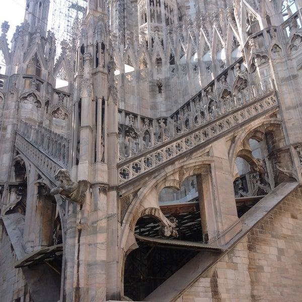 Photo prise au Dôme de Milan par Dmÿtro D. le7/28/2013