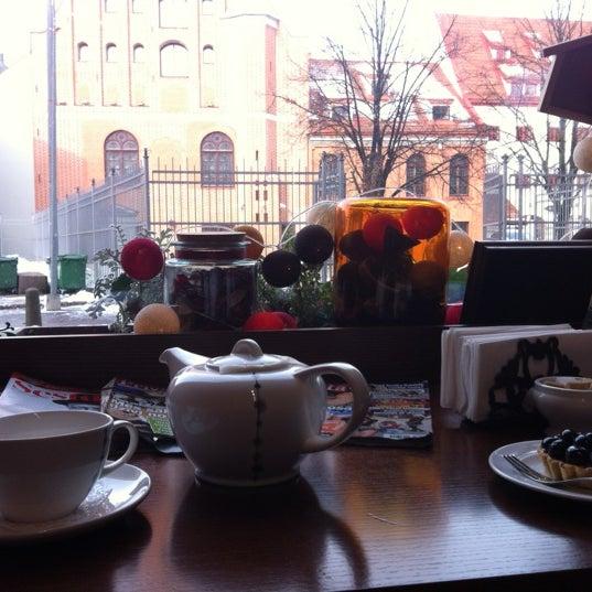 Photo taken at Tea & Coffee garden by Denis G. on 10/27/2012