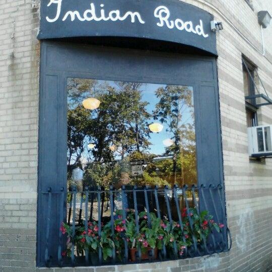 Das Foto wurde bei Indian Road Café von i.am. a. am 9/23/2012 aufgenommen