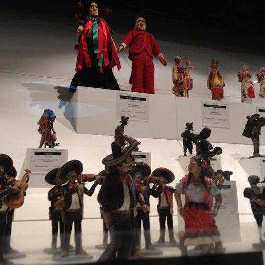 Снимок сделан в Museo de Arte Popular пользователем Pepe L. 11/1/2012