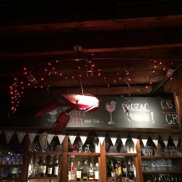 12/27/2014에 Monika M.님이 Gas Light Pizza Pub에서 찍은 사진