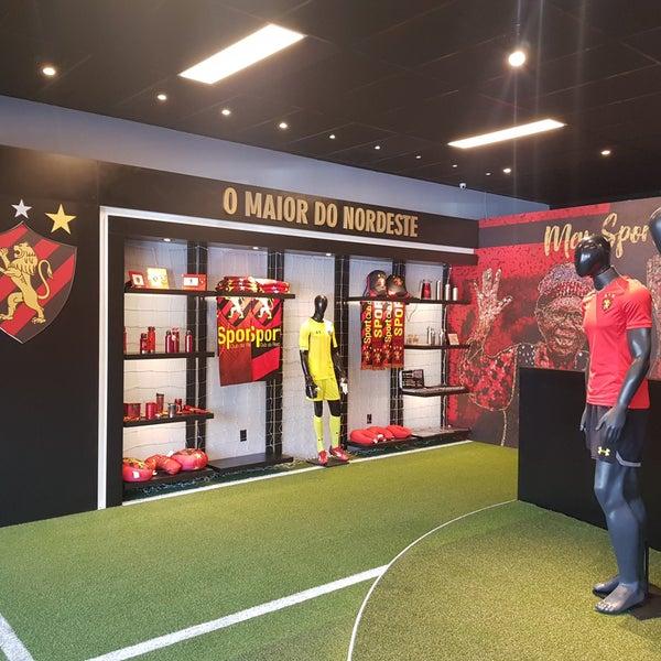 7d12de002 Photo taken at Loja Oficial Do Sport Club Do Recife by Pilatos Santos P. on