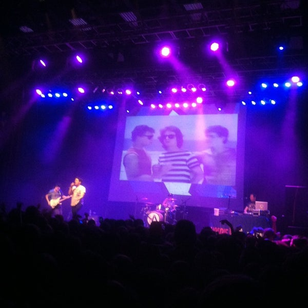 Photo prise au The Fillmore par Joe B. le12/29/2012