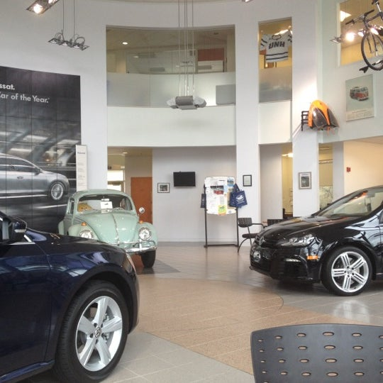 photos at seacoast volkswagen auto dealership foursquare