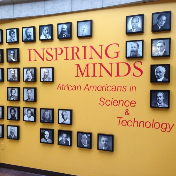 Foto scattata a Charles H Wright Museum of African American History da Beckie T. il 1/23/2014