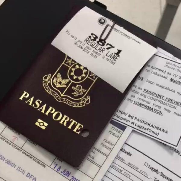Photos at DFA Office of Consular Affairs - Baclaran - 217