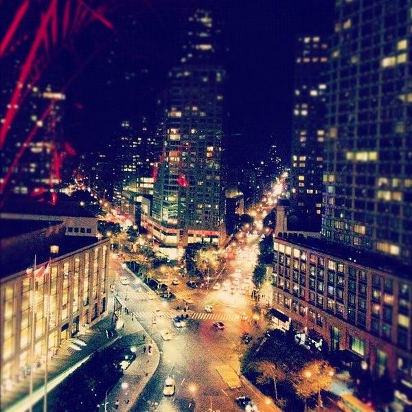 Снимок сделан в The Empire Hotel пользователем Orla Rose B. 9/20/2012