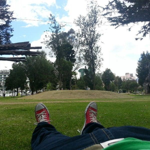 Foto diambil di Parque El Ejido oleh Alexander H. pada 4/16/2013