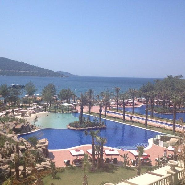 6/27/2013にTürkan İ.がVogue Hotel Bodrumで撮った写真