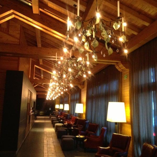 รูปภาพถ่ายที่ Sport Hotel Hermitage & Spa โดย Mossack Fonseca เมื่อ 2/19/2013