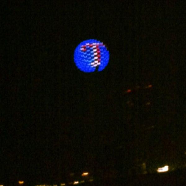 10/6/2012にCandice K.がReunion Towerで撮った写真