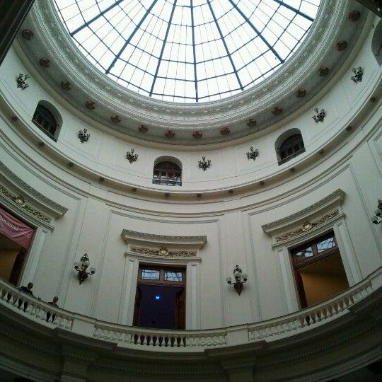 Photo taken at Centro Cultural Banco do Brasil (CCBB) by Jonatas P. on 12/20/2012
