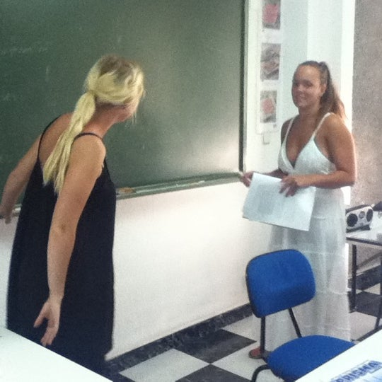 Photo prise au Colegio Internacional Alicante, Spanish Language School par Isabel A. le9/23/2012
