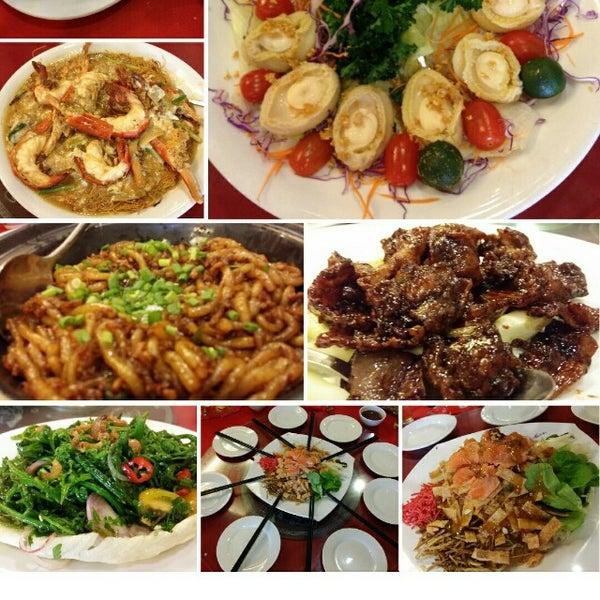 Sungai Buloh Luxury Kitchen: Jeff Lee Kitchen (鲜味馆)