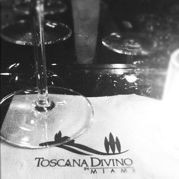 Снимок сделан в Toscana Divino пользователем Don't Panic M. 12/9/2012