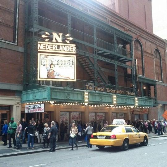 10/27/2012にMatthew F.がNederlander Theatreで撮った写真