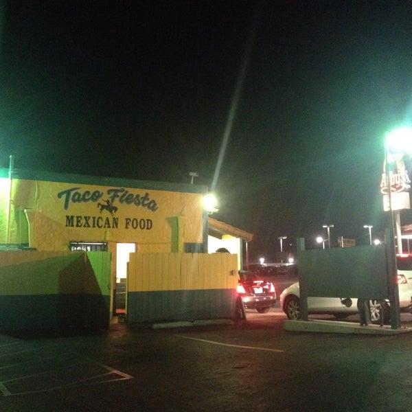 Drive through taqueria. Enough said.