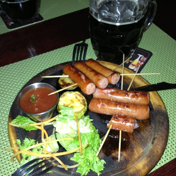 1/2/2013에 Олеся П.님이 Пивний клуб «Натюрліх»에서 찍은 사진