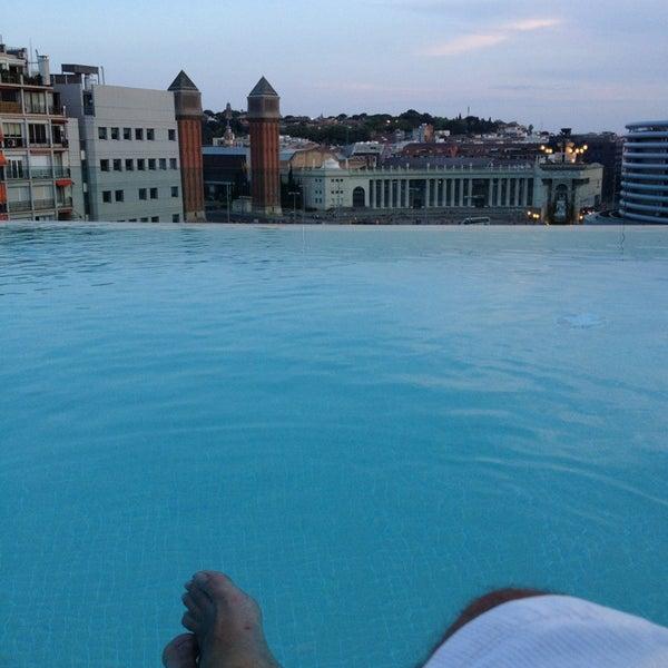 7/16/2013에 lo ..님이 Piscina B-Hotel에서 찍은 사진