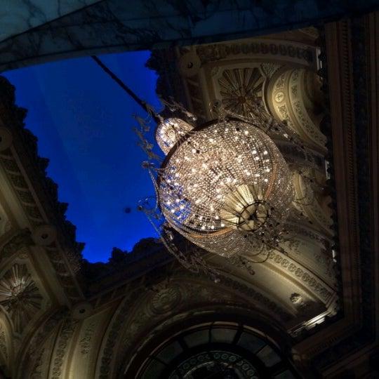 10/21/2012에 Andrea B.님이 The Chicago Theatre에서 찍은 사진