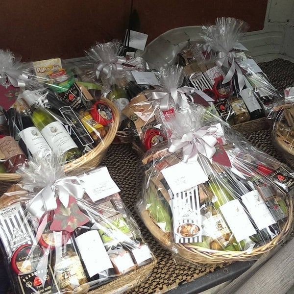 Photo taken at St Anne's Florist and Gift Baskets by St Annes