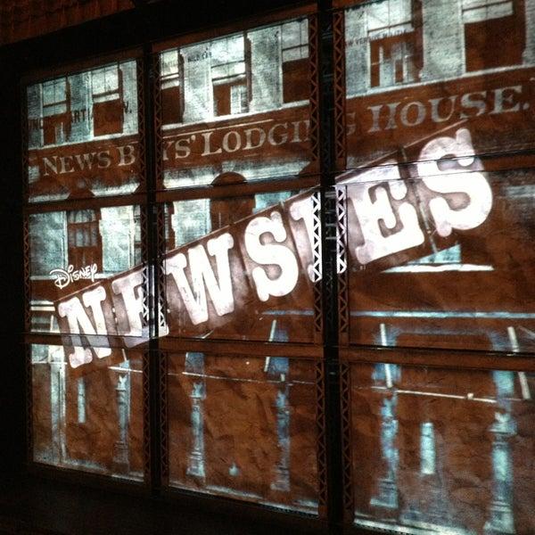 7/13/2013にDan M.がNederlander Theatreで撮った写真