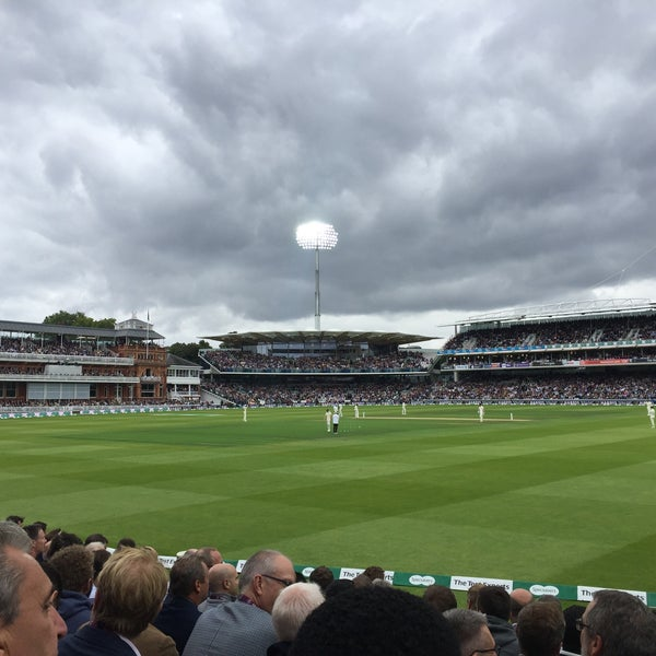 Foto tomada en Lord's Cricket Ground (MCC)  por Paul D. el 8/16/2019