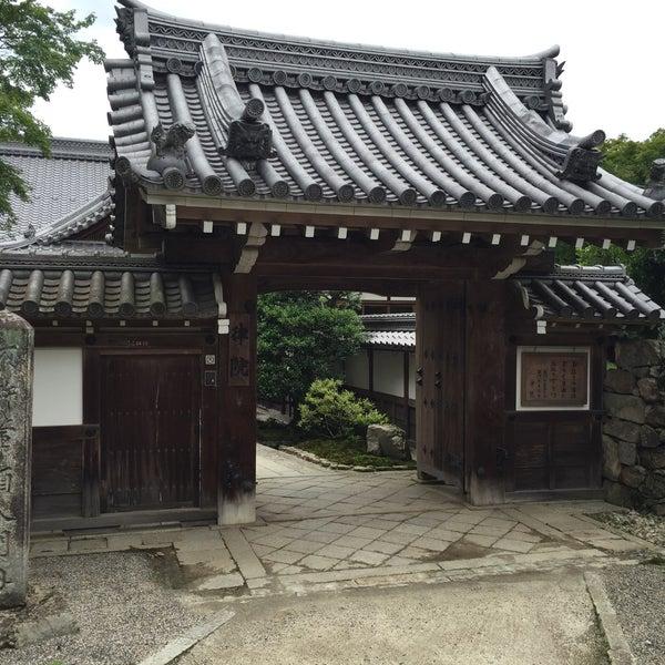比叡山 律院