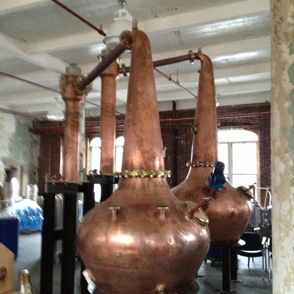 Foto scattata a Kings County Distillery da Derek S. il 2/2/2013