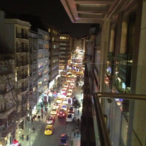 1/2/2013 tarihinde Ahmet C.ziyaretçi tarafından City's Nişantaşı'de çekilen fotoğraf