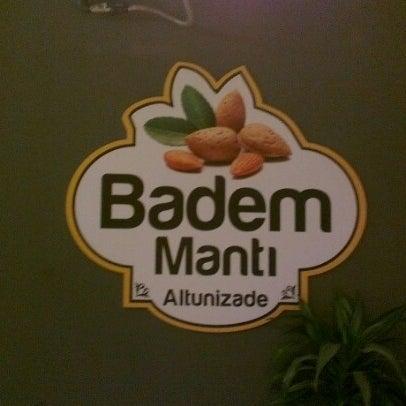Das Foto wurde bei Badem Mantı von Ummuhan U. am 12/22/2012 aufgenommen