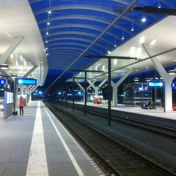 Salzburg Train Station