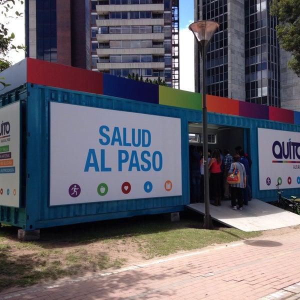 Foto diambil di Parque El Ejido oleh Antonio R. pada 5/9/2015