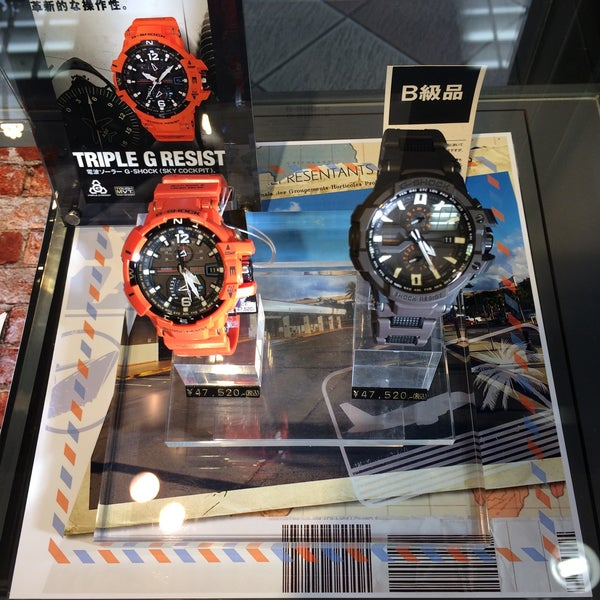 on sale 3991c 9bc03 Photos at G-SHOCKアウトレット - Shop & Service in 鶴見区