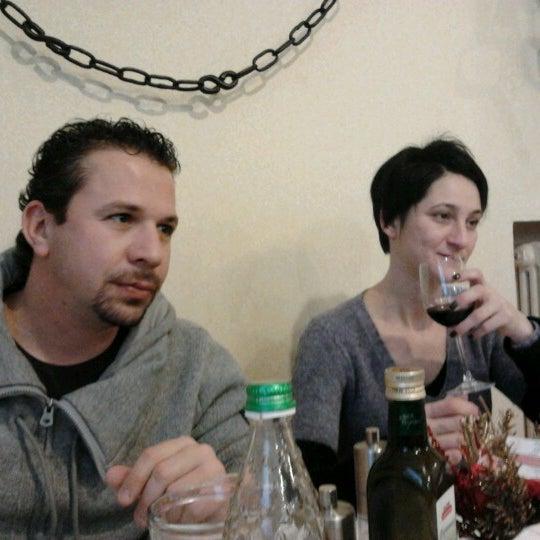 Das Foto wurde bei Ristorante La Scuderia von Nadia T. am 12/16/2012 aufgenommen