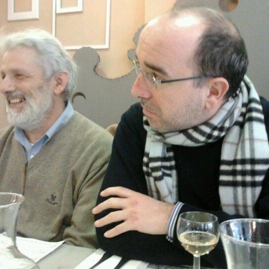 Foto tomada en Ristorante La Scuderia por Nadia T. el 12/20/2012
