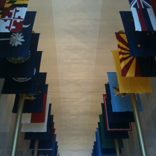 1/20/2013にLeigh M.がThe John F. Kennedy Center for the Performing Artsで撮った写真