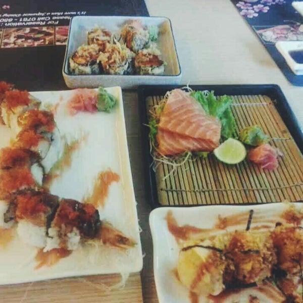 Enoki Shabu Shabu Sushi Resto Jalan Tengku Zainal Abidin No 1