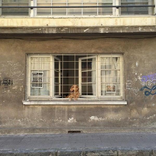 Foto scattata a Paseo Barrio Lastarria da Gonzalo O. il 10/23/2015