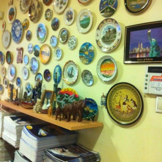 11/12/2012 tarihinde Serdar Y.ziyaretçi tarafından STH Travel'de çekilen fotoğraf