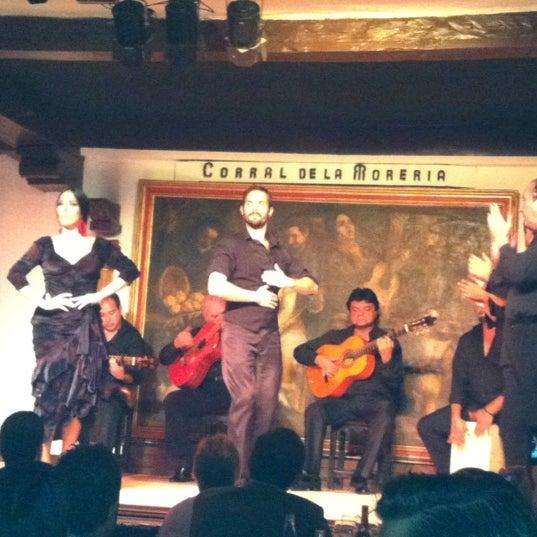 10/4/2012 tarihinde Sarah K.ziyaretçi tarafından Corral de la Morería'de çekilen fotoğraf