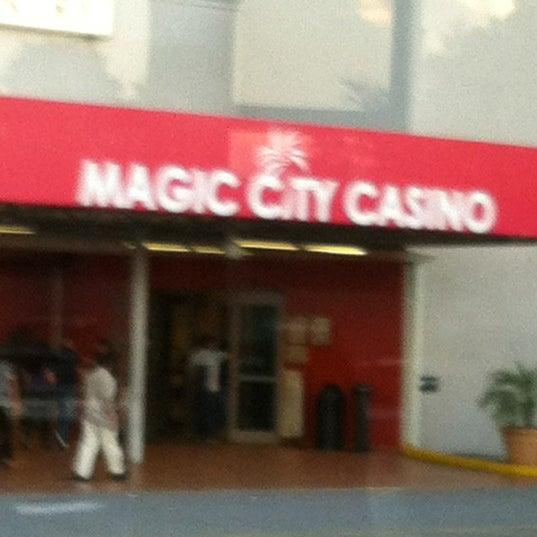 Foto tomada en Magic City Casino por A el 10/20/2012